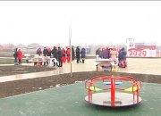 Парк 75-летия Великой Победы в Красноармейском районе построили за пять месяцев