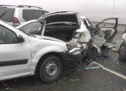 В массовом ДТП в Адыгее двое погибли, пять человек получили тяжелые травмы