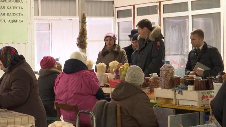 В Каневском и Староминском районах модернизировали базары