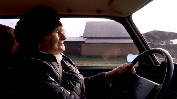 Жительница Кубани отметила 55-летний юбилей водительского стажа