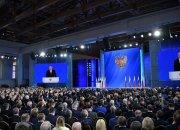 Путин: благополучную Россию сможем построить только при уважении к мнению людей