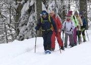 В Сочи открылся новый зимний туристический маршрут