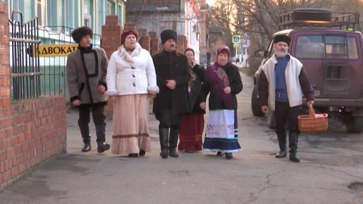 Как жители Краснодарского края встречают Старый Новый год