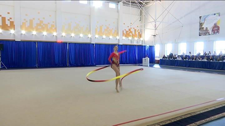 В Краснодаре завершился чемпионат ЮФО и СКФО по художественной гимнастике