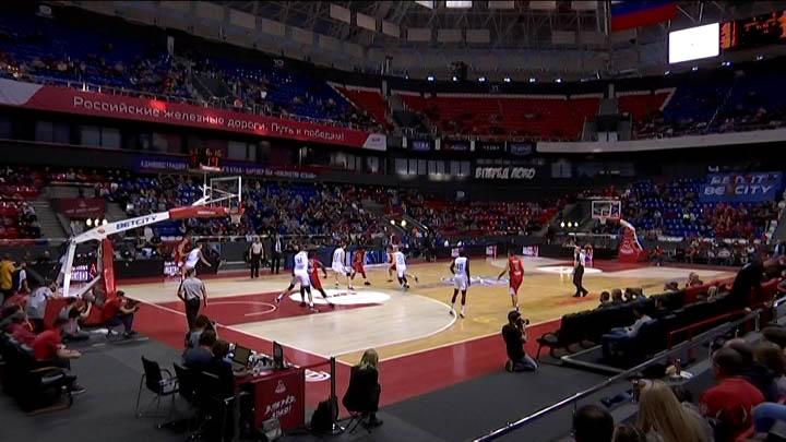 ПБК «Локомотив-Кубань» одержал победу над красноярским «Енисеем»