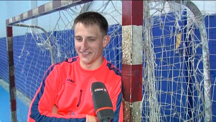 Вратарь СКИФа сыграет против Дании в составе сборной России по гандболу