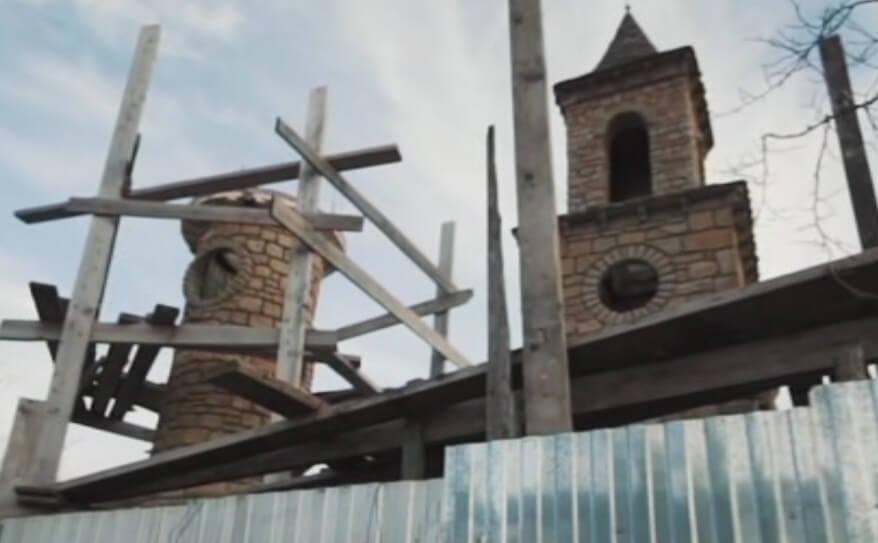 В Новороссийске бизнесмен за свой счет построит замок в средневековом стиле