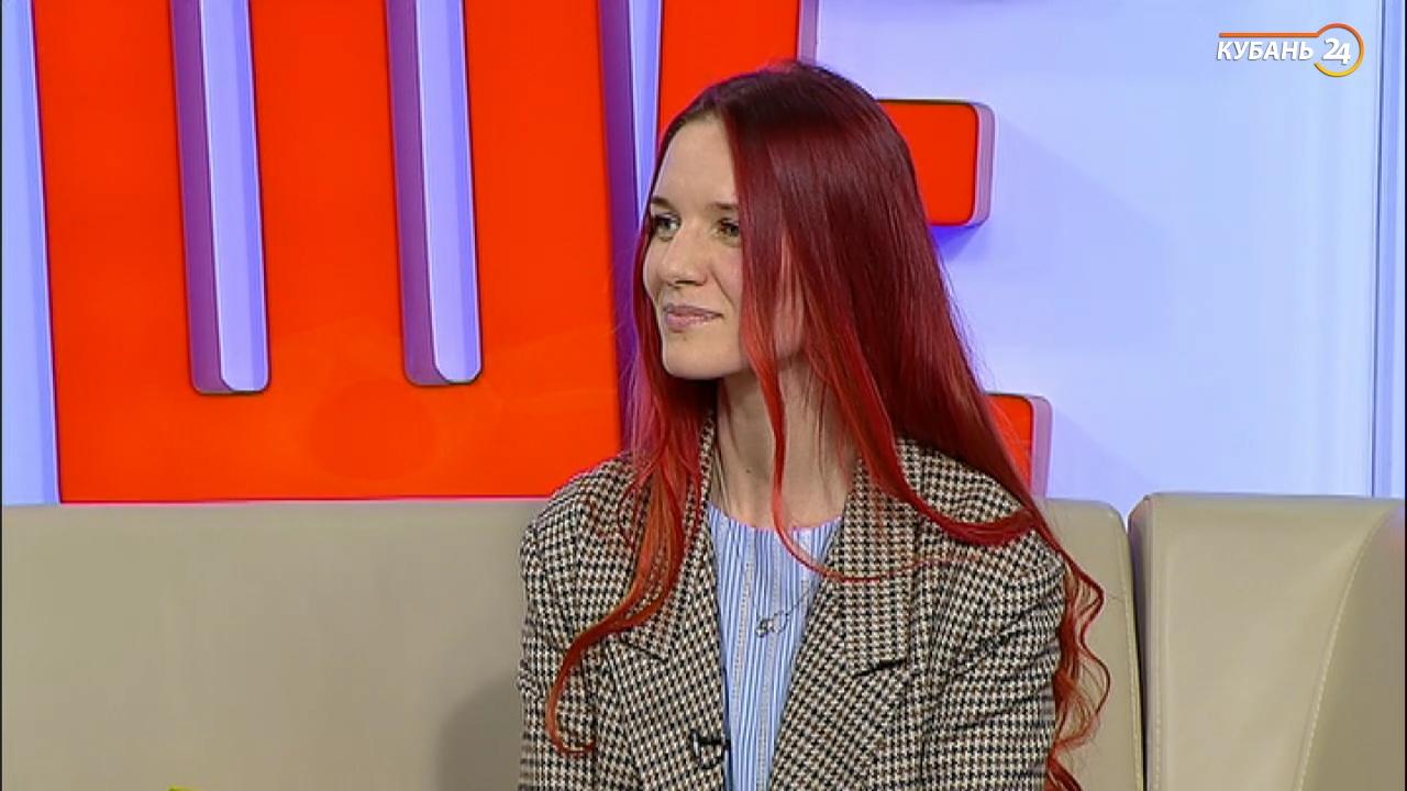 Екатерина Апполонова: в Краснодаре 2 февраля я презентую свою книгу