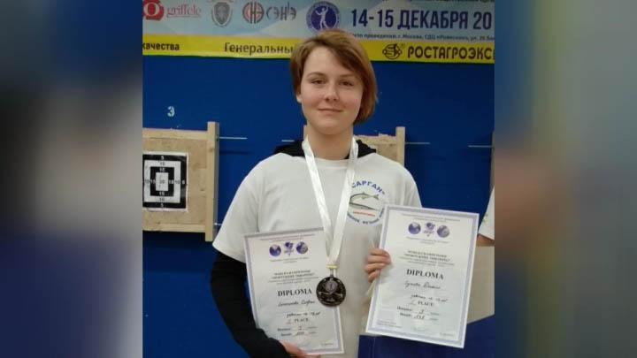 На первенстве мира по метанию ножей второе место заняла девочка из Новороссийска
