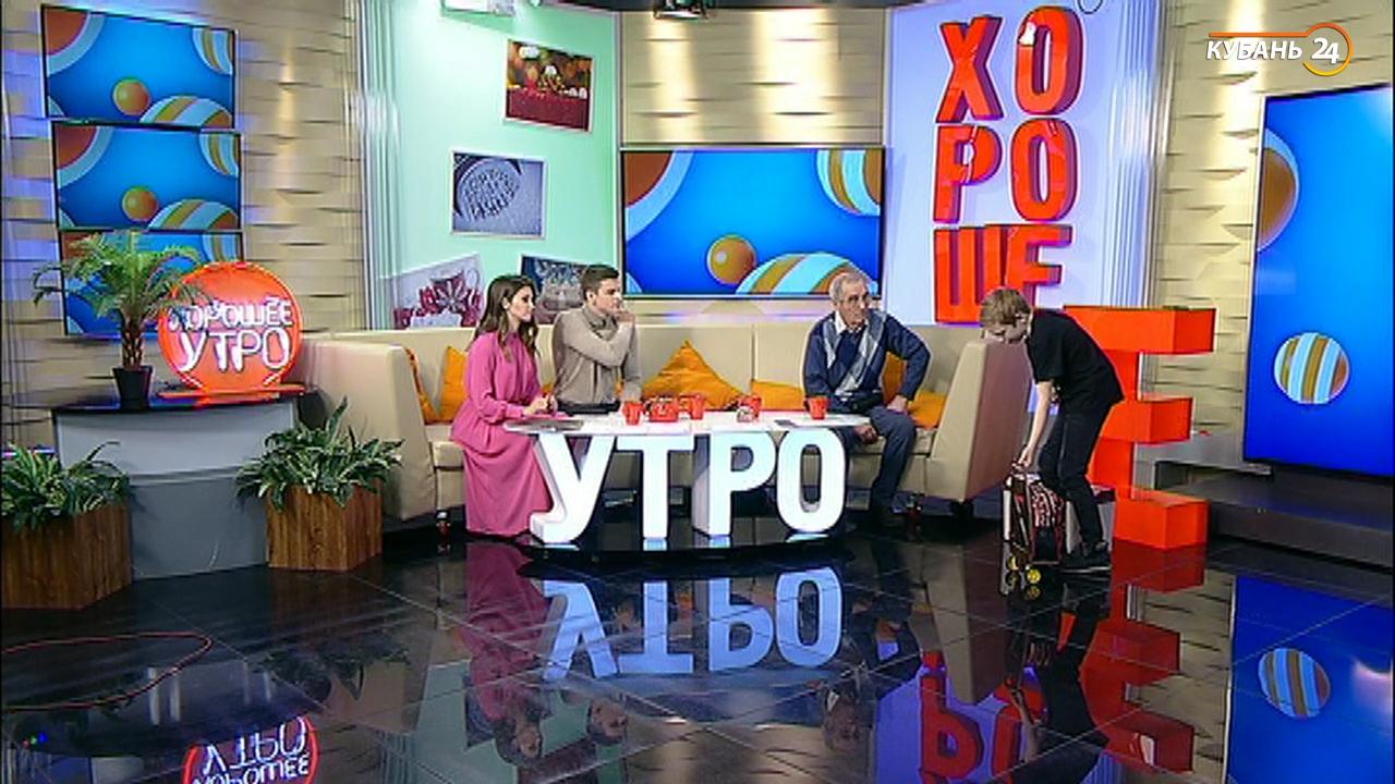 Педагог Виктор Овдиенко: мы не просто изучаем роботов, а создаем проекты