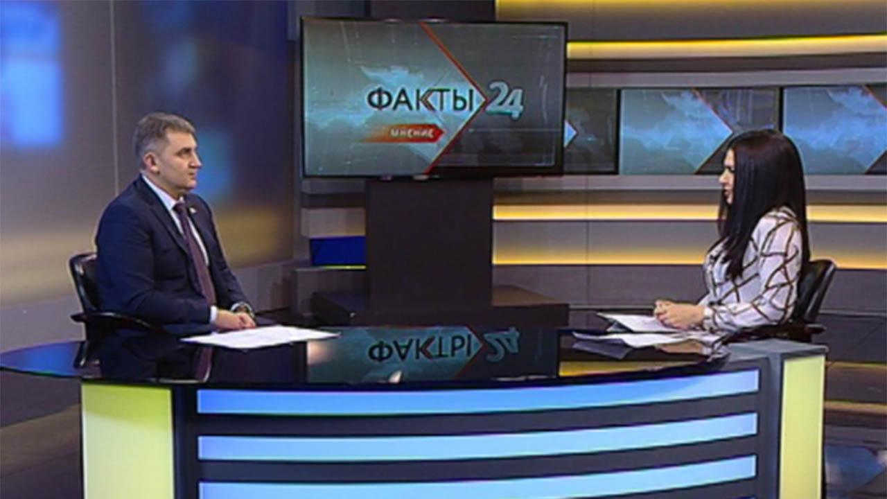 Дмитрий Ламейкин: предложенные поправки к Конституции РФ необходимо поддержать