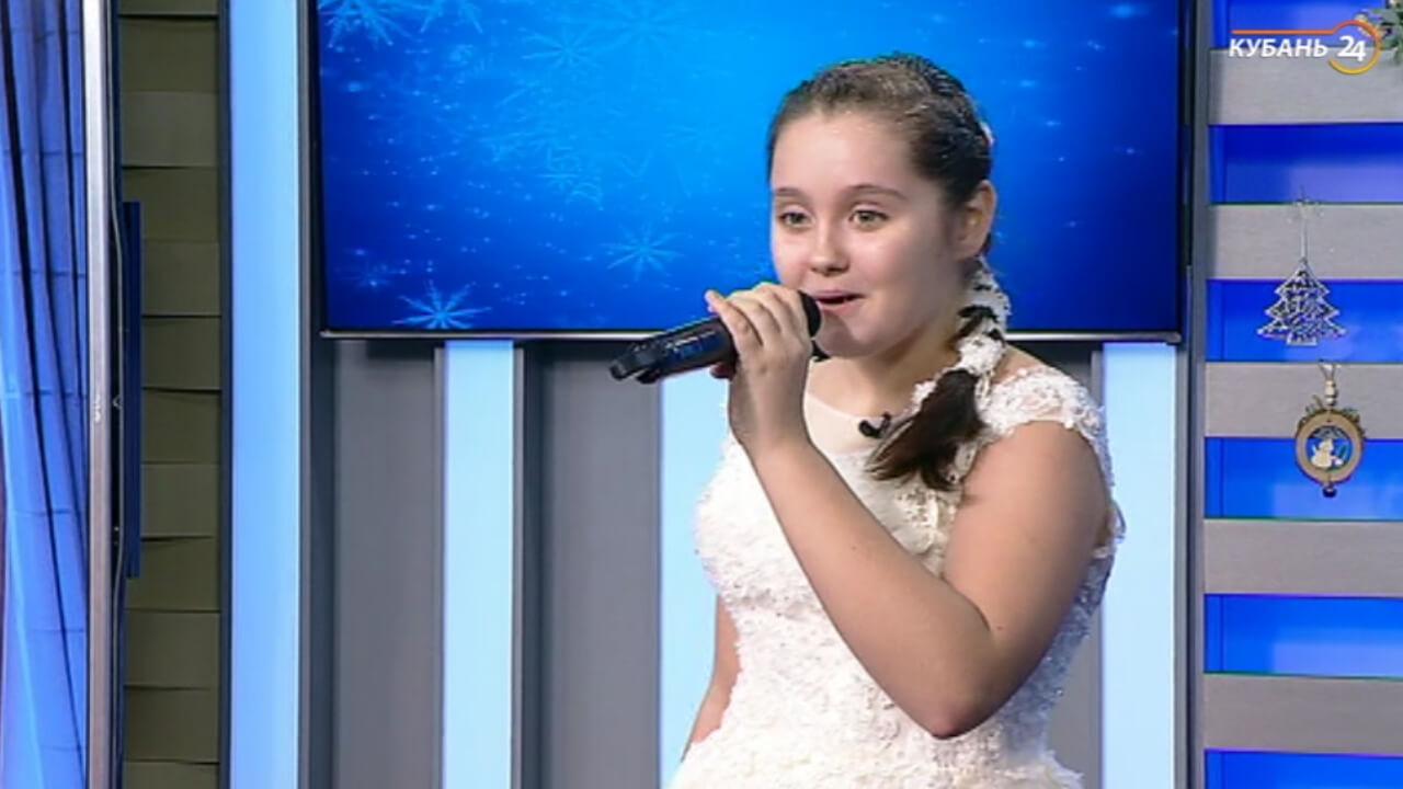 Певица Маша Родикова: мы поем всей семьей