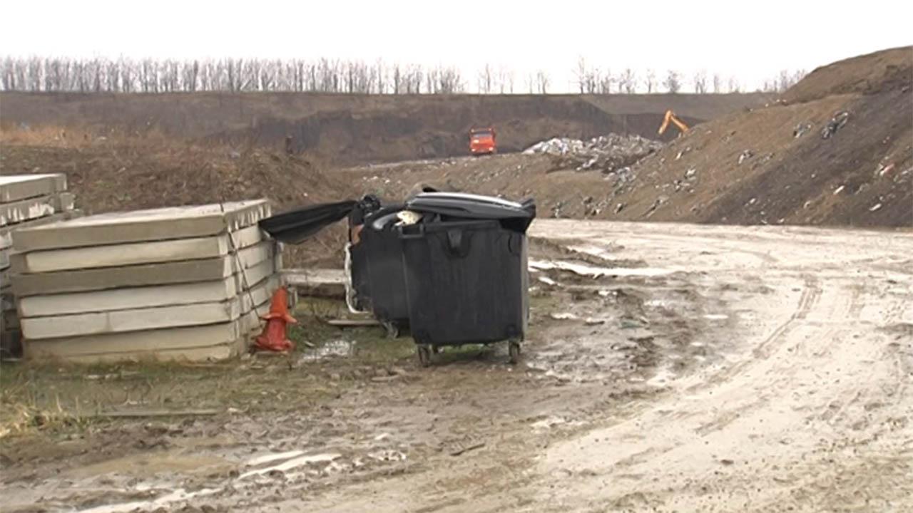 Краснодарский край поделили пять операторов по вывозу твердых бытовых отходов