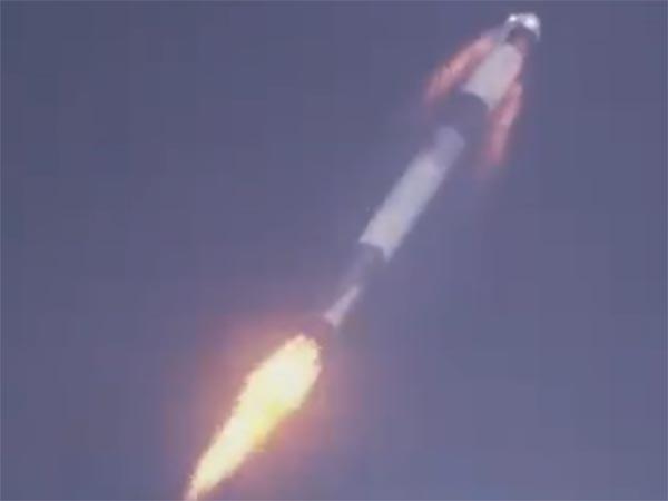 космического корабля, илон маск, Falcon 9