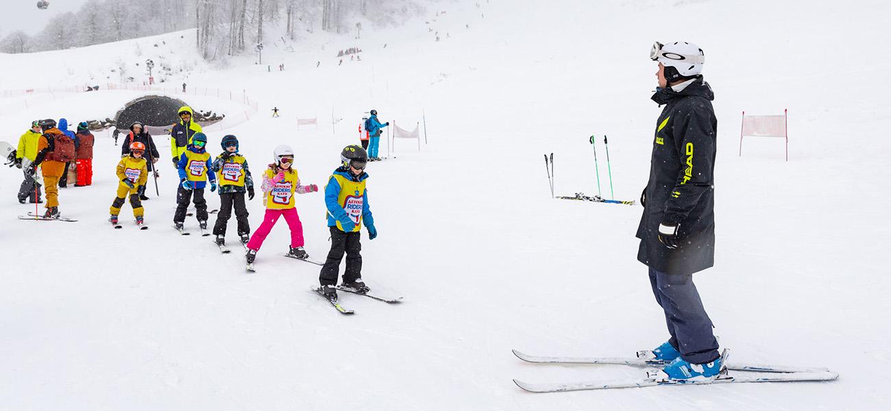 Если коньки не твой конек: где учить детей зимним видам спорта на Кубани?