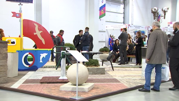 В Краснодаре стартовала юбилейная выставка YugBuild