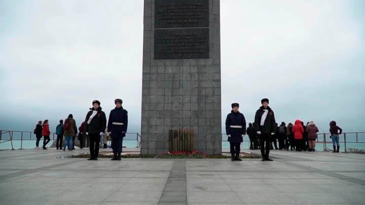 В Новороссийске проходит масштабная патриотическая акция «Бескозырка»