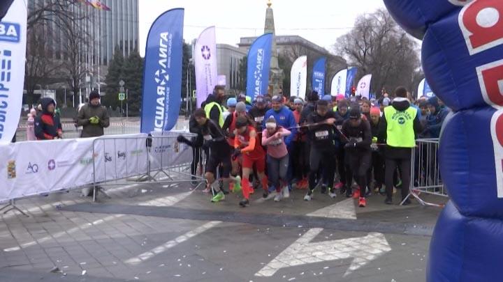 В Краснодаре прошел городской ультрамарафон Hard Run — 2020