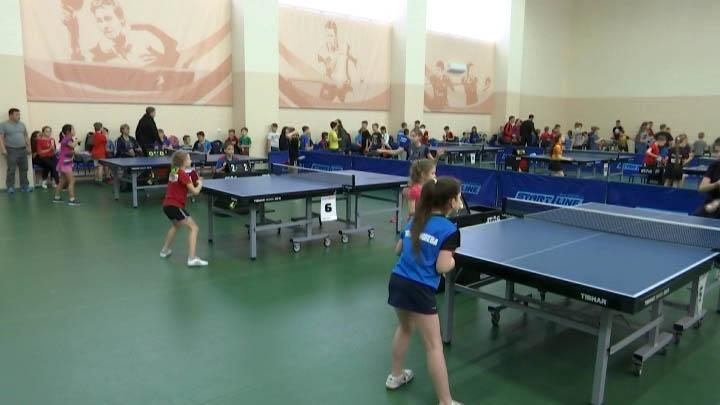 В Славянске-на-Кубани завершилось первенство края по настольному теннису
