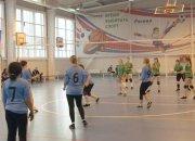 В Тбилисском районе прошел зональный волейбольный турнир Сельских игр Кубани