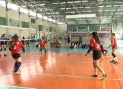 В Краснодаре прошло первенство любительской волейбольной лиги