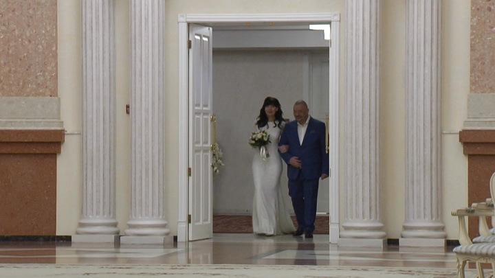 В краснодарском ЗАГСе около 50 пар заключили брак из-за «красивого числа»