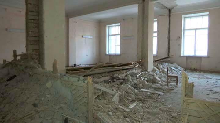 В Краснодаре за 470 млн рублей реконструируют Дом офицеров