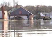 Подтопление в Горячем Ключе может повториться 6 февраля — ожидается дождь