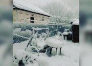 Атмосферный фронт из Ростовской области принесет на Кубань дождь со снегом