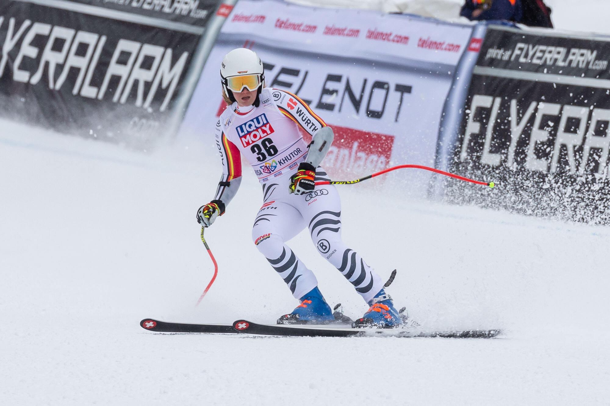 Этап Кубка мира по горнолыжному спорту среди женщин в Сочи