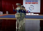 В Краснодаре прошли чемпионат и первенство края по чир спорту