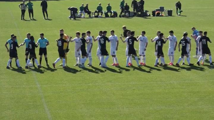 На сборах в Испании ФК «Краснодар-2» сыграл с «Реалом Линенсе»