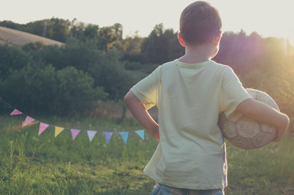 Активный образ жизни в детстве поможет избежать депрессии в будущем