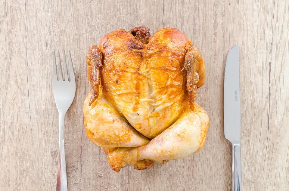 Курица с птицефабрики может стать причиной бесплодия
