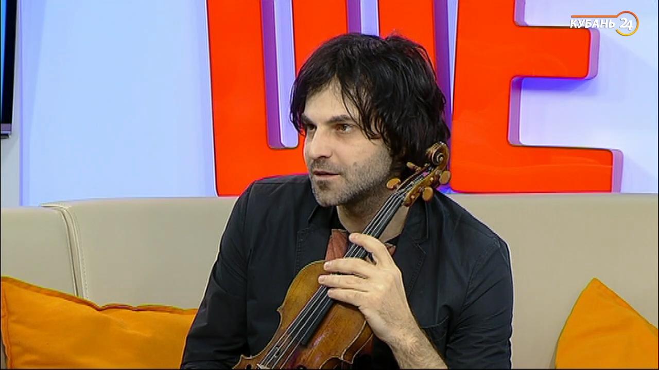 Скрипач-виртуоз Самвел Айрапетян: скрипка — королева музыки