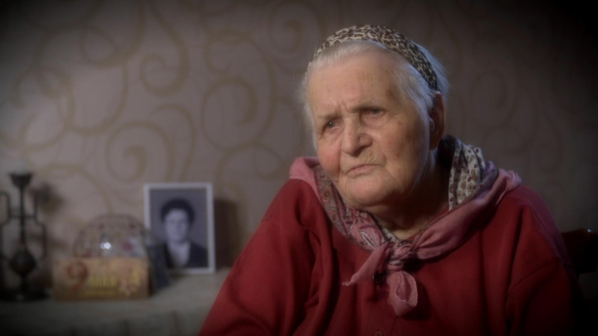 Хроники Победы в рассказах фронтовиков. Вера Рогова
