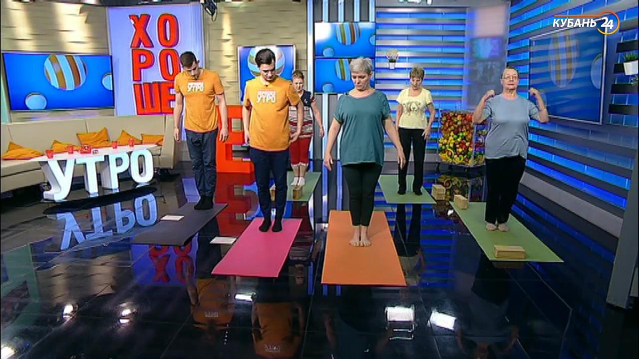 Руководитель центра йоги Мария Лошакова: ваше тело само решит, что вам нужно
