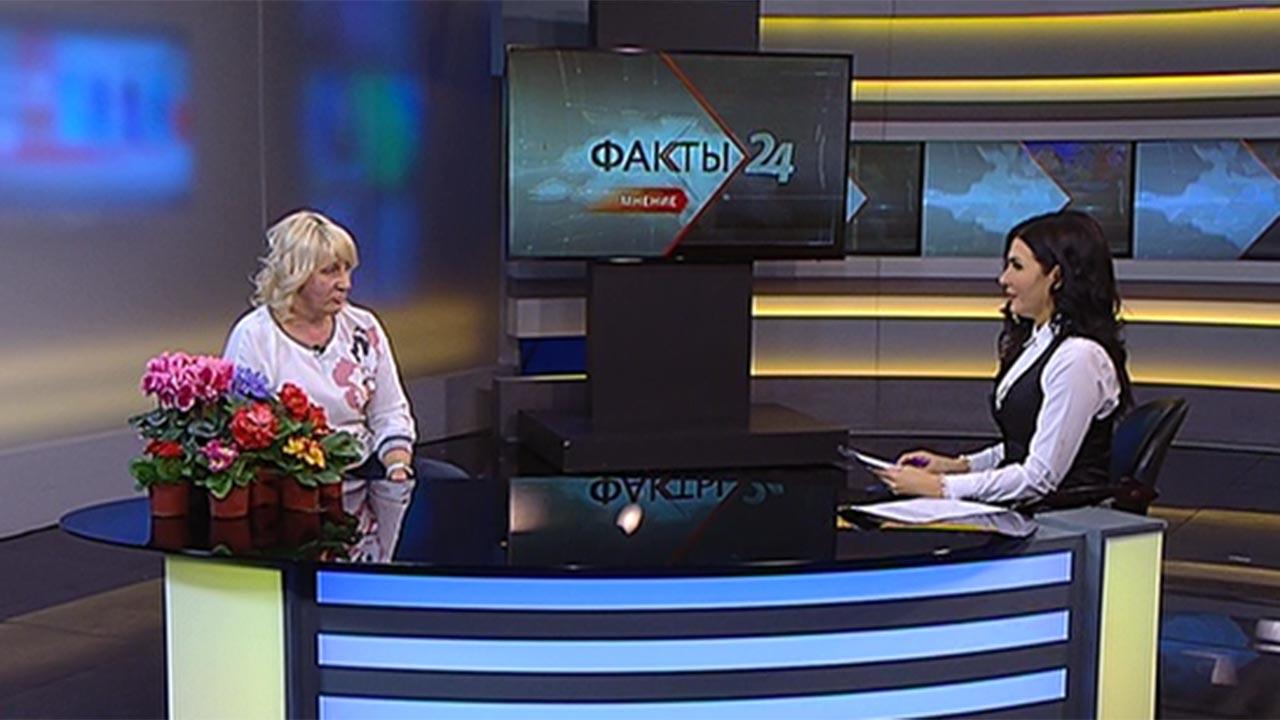 Татьяна Моисеенко: надо уметь слышать цветы