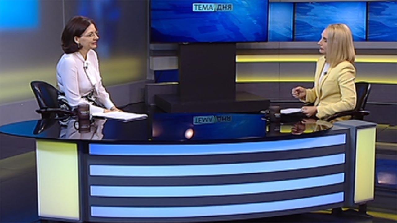 Евгения Крипиневич: агрострахование в крае набирает темпы