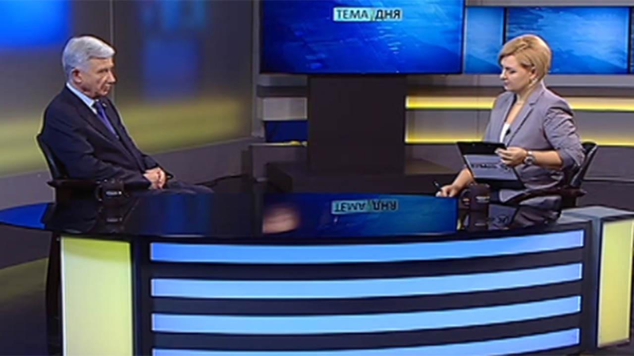 Владимир Евланов: поправки нужны как раз в такой сложной обстановке
