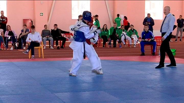 В Краснодаре стартовали соревнования по тхэквондо в рамках Универсиады Кубани