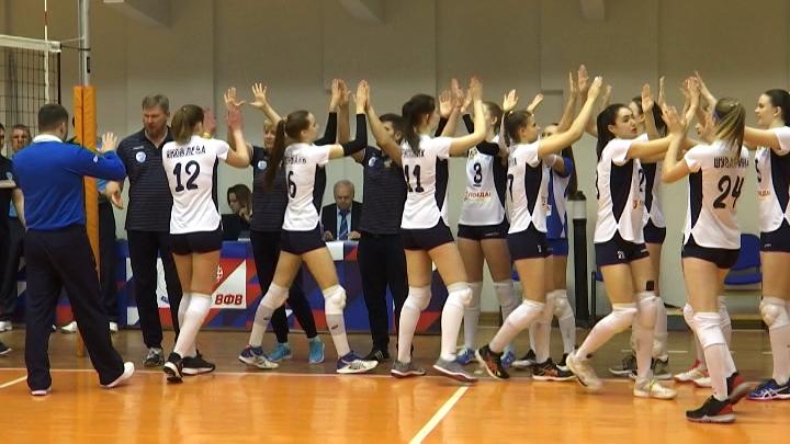 Как сыграли волейболистки «Динамо-2» против «Сахалина-2»