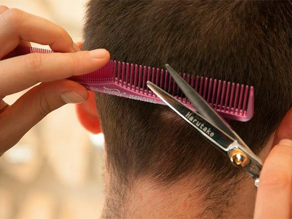 красота, парикмахерская, вирусы