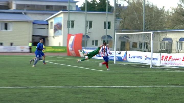 Футбольная команда КубГУ сыграет против Смоленской академии физической культуры