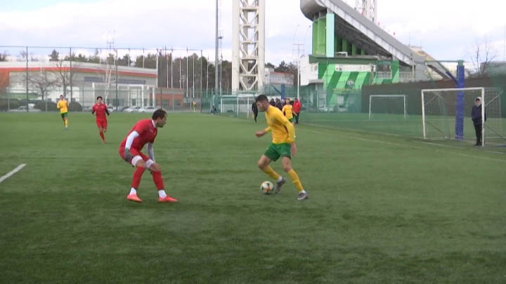 ФК «Урожай» откроет весенний сезон матчем против черкесского «Интера»