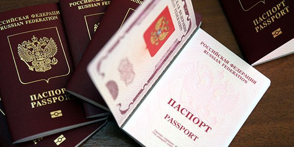 Украина не будет признавать выданные на Кубани российские загранпаспорта