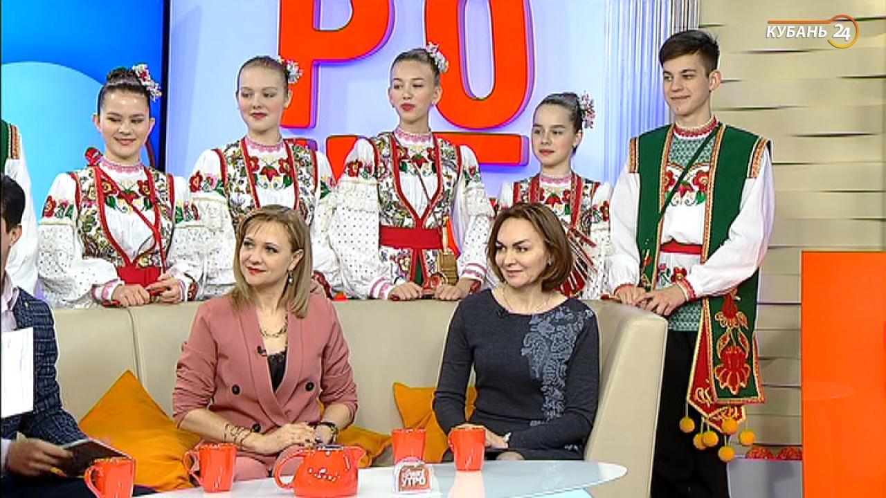 Галина Коровенкова: чувство ритма присуще абсолютно всем