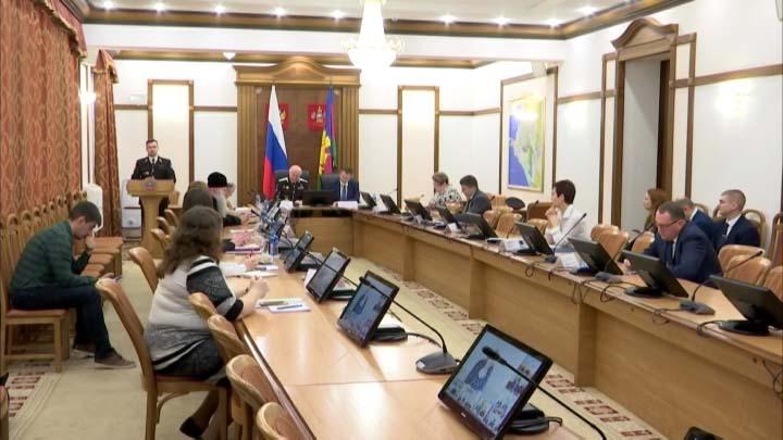 Опыт Кубани используют при создании Всероссийского Союза казачьей молодежи