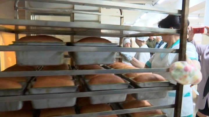 В Кущевском районе открылся хлебокомбинат с мощностью 5 тыс. буханок в сутки