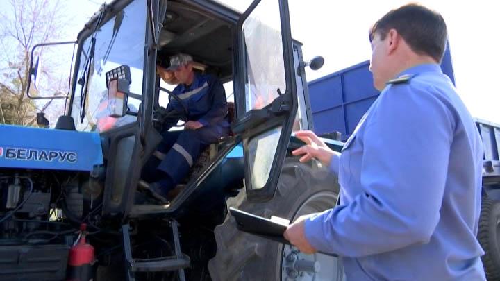 На Кубани инспекторы Гостехнадзора проверят 28 тыс. единиц сельхозтехники